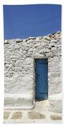 Blue Door Bath Towel