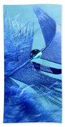 Blue Gem Bath Towel