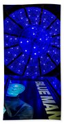 Blue Man Group Chandelier Bath Towel