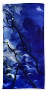 Blue Mood Bath Towel