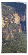 Blue Mountains Australia Bath Towel