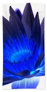 Blue Passion Bath Towel