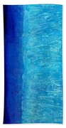 Blue Serenity Bath Towel