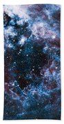 Blue Storm  Bath Towel
