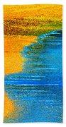 Blue Tide Bath Sheet