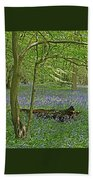 Bluebell Wood 1 Bath Towel