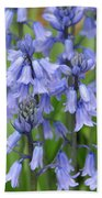 Bluebells Bath Towel