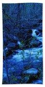 Blues Traveler Bath Towel