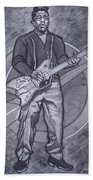 Bo Diddley - Have Guitar Will Travel Hand Towel