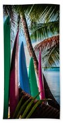 Boards Of Surf Bath Towel