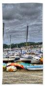Sail Boats Bath Towel