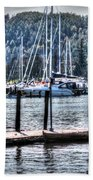 Yachts Bath Towel