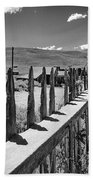 Bodie California Long Dusty Road Hand Towel