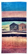 Bodie Through Car Window Bath Towel