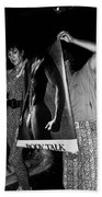 Body Talk Poster Prize Jello Wrestling Contest Gay Bar Tucson Arizona July 4th 1992 Bath Towel
