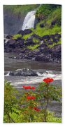 Boiling Pots State Park Hand Towel