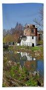 Bonds Mill Area Stroudwater Canal Bath Towel