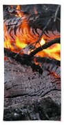 Bonfire Bath Towel