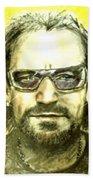 Bono - U2 Bath Towel