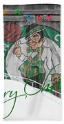Boston Celtics Bath Towel