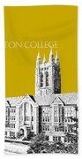Boston College - Gold Hand Towel