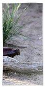 Bottle Bough Bath Towel