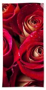 Boutique Roses Hand Towel