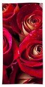 Boutique Roses Bath Towel