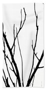 Branches Hand Towel