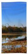 Brazos Bend Swamp Bath Towel