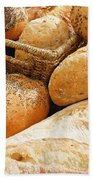 Bread Bath Towel