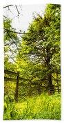 Breezy Spring Afternoon Bath Towel