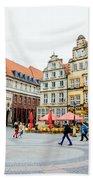 Bremen Main Square Bath Towel
