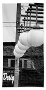 Bridge Globes Bath Towel