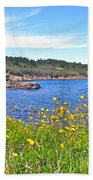 Brier Island In Digby Neck-ns Bath Towel