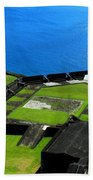 Brimstone Fortress St Kitts Bath Towel