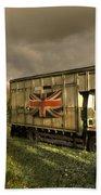British Cargo Bath Towel