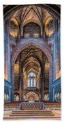British Cathedral Bath Towel