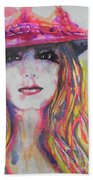Britney Spears Hand Towel