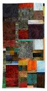 Brocade Color Collage 2.0 Bath Towel