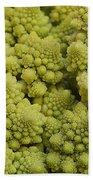 Broccoli Heirloom Bath Towel