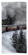 Brockenbahn Bath Towel