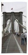 Brooklyn Bridge II Bath Towel