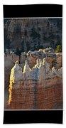 Bryce Canyon At Sunrise Bath Towel