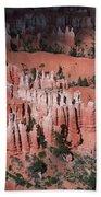 Bryce Canyon Hoodoos Bath Towel