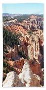 Bryce Canyon Hoodoos Landscape Bath Towel