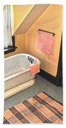 Bubble Bath  Bath Towel