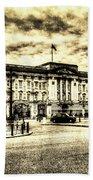 Buckingham Palace Vintage Bath Towel