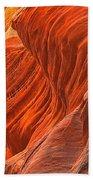 Buckskin Shades Of Red Bath Towel