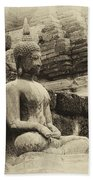 Buddha Sukhothai Thailand 5 Bath Towel